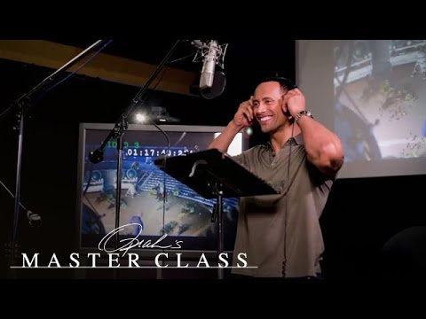 Dwayne Johnson's Decision to Quit Wrestling and Pursue Acting | Oprah's Master Class | OWN