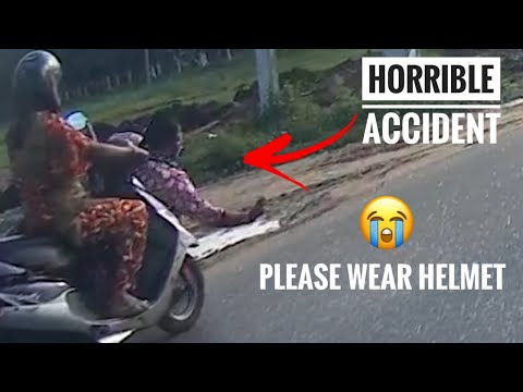 Xxx Mp4 Live Accident In Coimbatore This Is Why You Should Wear A HELMET 3gp Sex