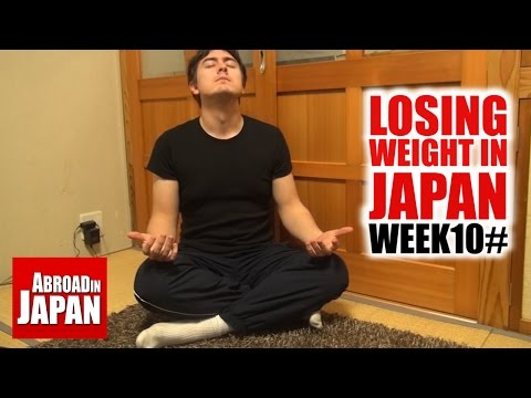 How to Lose Weight in Japan - #Week 10 *Finale*