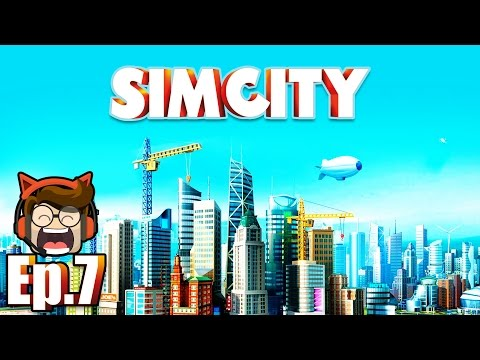 How to make money in SimCity | Gameplay Walkthrough Ep.7 (No Commentary)