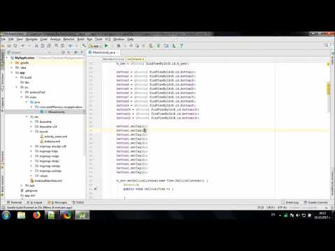 Develop simple Repeat game in Android Studio
