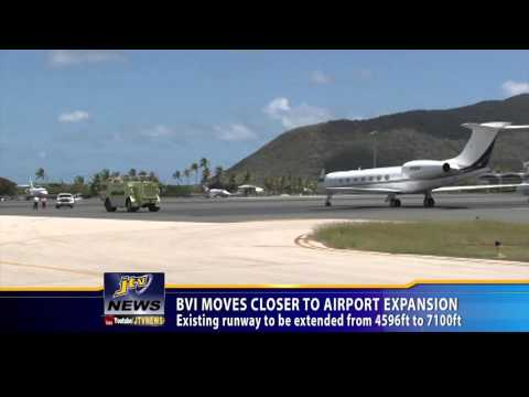 BVI Moves Closer To Airport Expansion