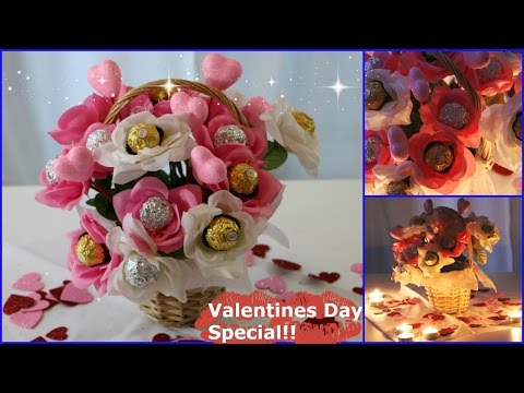 DIY Chocolate Bouquet - Valentines Day Special - Laxmi Jakkal - Gift Idea for any Occassion