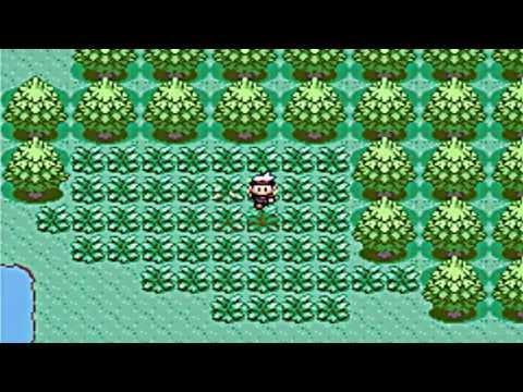 Where To Catch-Capture Pikachu In Pokemon Emerald, Ruby, Sapphire