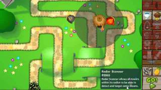 BTD5 Bloons Tower Defense 5: Bloonchipper Level 4 Upgrades