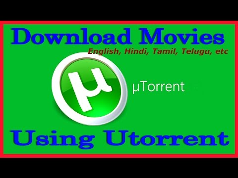 How To Download Utorrent Movies faster Free Online 2015