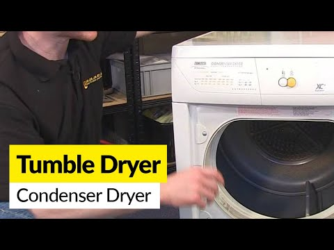 How to Maintain and Refurbish a Condenser Dryer