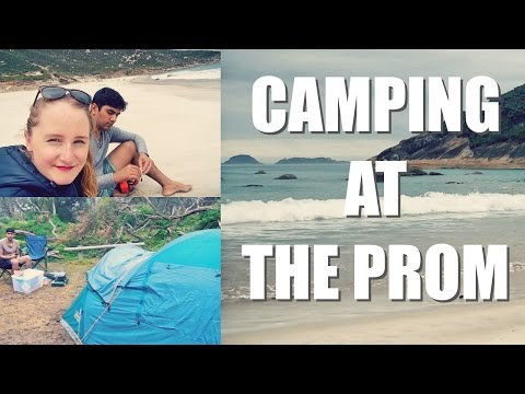 Camping at Wilsons Promontory for our Anniversary | VLOG