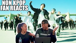 HARLEM GLOBETROTTER BREE GREEN REACTS to BTS - ON Kinetic Manifesto Film : Come Prima | NON KPOP FAN