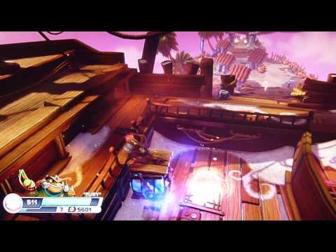 Swap-Force: Story Scroll 16/16