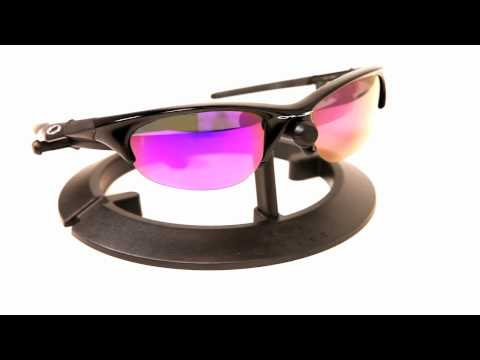 VL Polarized Plasma Purple Lenses for Oakley Half Jacket visionarylenses com