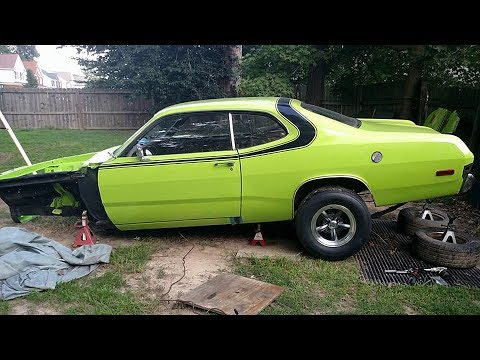 1973 Dodge Dart Sport Mopar 318 Build Project
