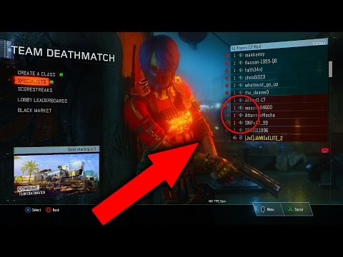 YOU PROBABLY DIDN'T KNOW THIS SECRET GLITCH IN BLACK OPS 3...