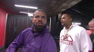 Charles Barkley Talks Drake's Sideline Antics During Eastern Conference Finals