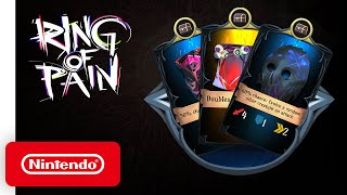 Ring of Pain - Announcement Trailer - Nintendo Switch