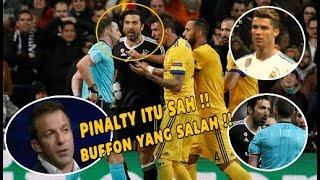 Lihat Bagaimana Del Piero Memberikan Penilaian Terkait Buffon dan Pinalty Real Madrid