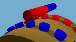 FREE ENERGY, Suppiah Permanent Magnet Motor, Magnetic Motor