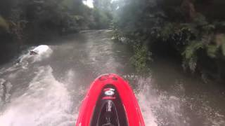 Wave Blaster River Run 2015 - multiple Jetski Crashes