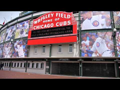 Riding the Red Line: The Addison station in Chicago's Wrigleyville neighborhood