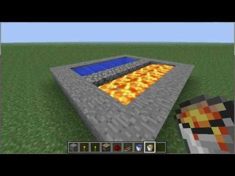 How to Build an Indestructible Cobblestone Wall in Minecraft.avi