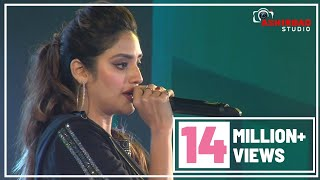 Tollywood Glamour Queen Actress Nusrat Jahan Live Concert \u0026 Live Singing Song-Paas Woh Aane Lage