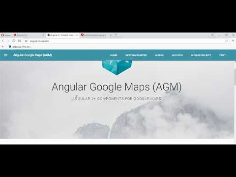 angular 2 google maps places autocomplete