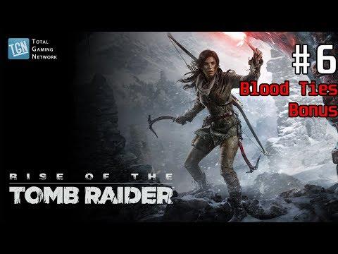 Rise of the Tomb Raider Part 6 BONUS