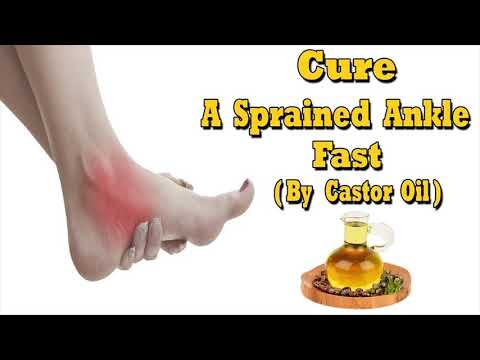 Herbal Treatments For Sprained Ankle - Best Herbal Oils To Treat Ankle Sprain