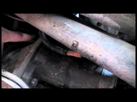 2001 Jeep Grand Cherokee V8 4.7l STARTER MOTOR Removal Replacement Part 1 .. JustGiveITaGO
