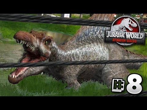 Keeping Dinosaurs Is Hard! - Jurassic World Operation Genesis | Jurassic Month