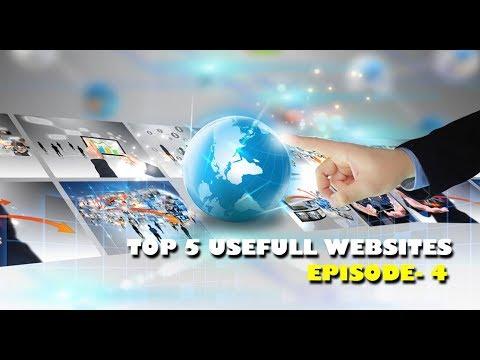 TOP USEFULL WEBSITES - PART 4