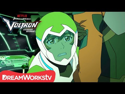 The Search for Sam Holt | DREAMWORKS VOLTRON LEGENDARY DEFENDER