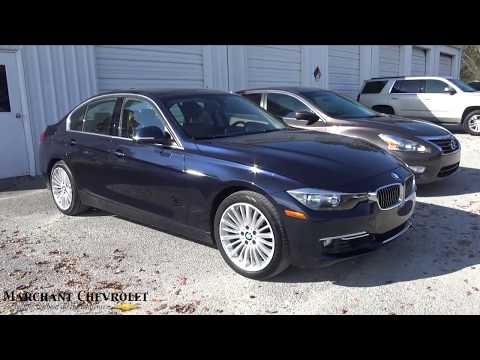 Just Arrived - 2013 BMW 3 Series | For Sale Review @ Marchant Chevy - DEC 2017