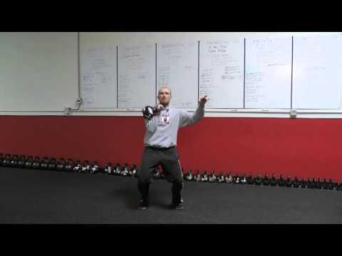 Full Body UFC Round Kettlebell Workout