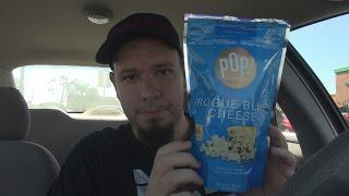 Carbs Pop Rogue Blue Cheese Popcorn