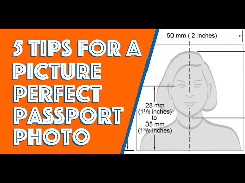 5 Tips For a Picture Perfect Passport Photo