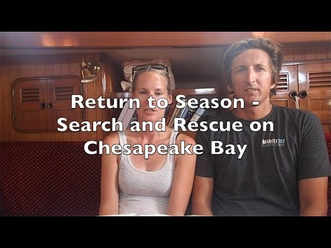 Search and Rescue on Chesapeake Bay