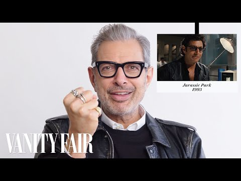 "Jeff Goldblum Breaks Down His Career, From ""Jurassic Park"" to ""Isle of Dogs"" 