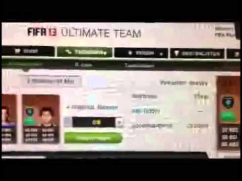 Fifa 14 Ultimate neuer cheat münzen coins messi ronaldo pack gratis