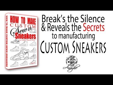 Custom Sneaker Training Manual
