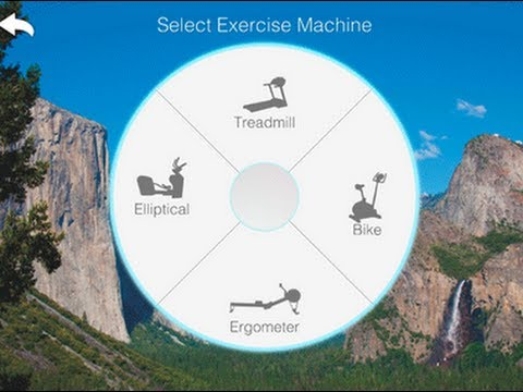 BitGym: Augmented Fitness and Interactive Trails for Treadmill Users