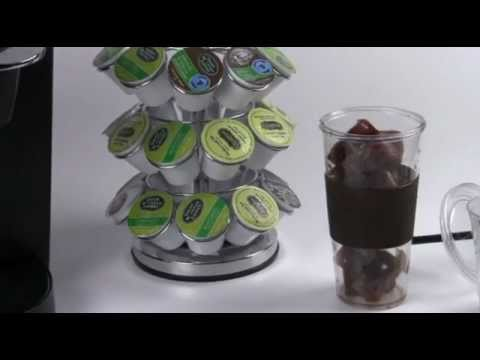 Brew Over Ice K-Cup: How to Make the Perfect Iced Coffee with Keurig Coffee Maker