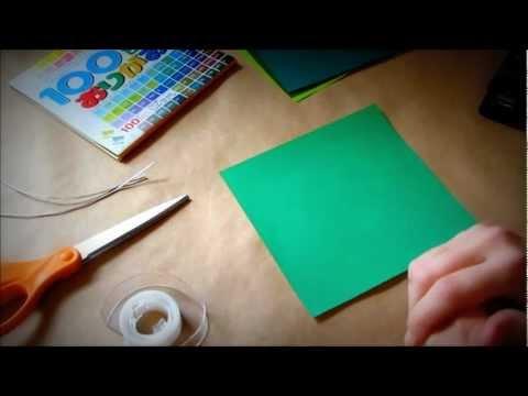 Paper Pine Tree