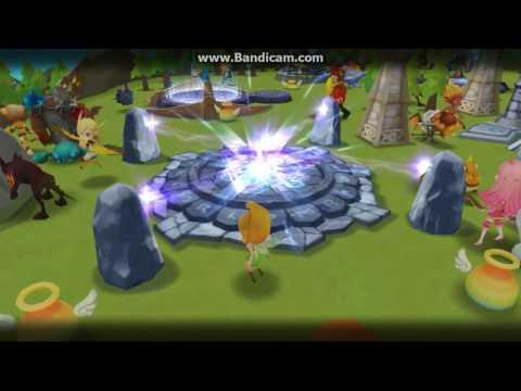 Summoners War:  Mystic scrolls,  Fire Dragon, Zaiross 5*