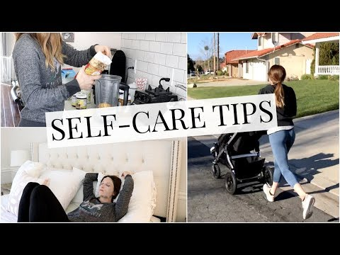 Self-Care Tips: Re-Charging Body & Mind | Kendra Atkins