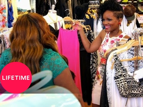 Girlfriend Intervention: Tiffiny and Tanisha Shop for Emily's New Look (S1, E2)   Lifetime