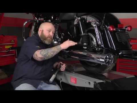 How to Install Vance & Hines Slip-on Mufflers by J&P Cycles