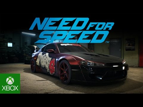 Need for Speed Gameplay Innovations  Cars  Customization