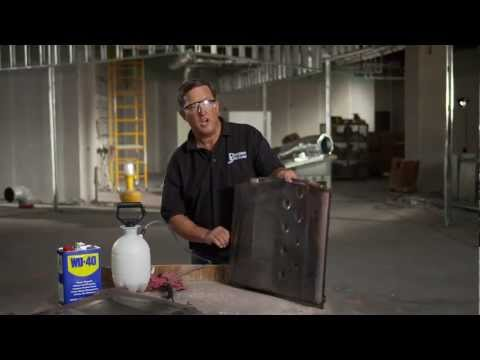 Finding Cracks in Heat Exchangers with WD-40® Multi-Use Product