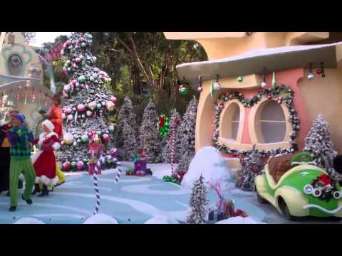 Grinch's X'mas & Whoville